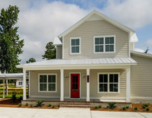 Southern coastal homes yaupon home 2 for Southern coastal homes