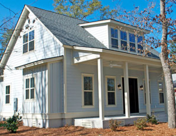 Southern coastal homes fish dancer home 1 for Southern coastal homes
