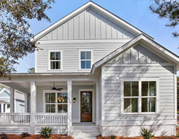Southern coastal homes fish dancer home 2 for Southern coastal homes