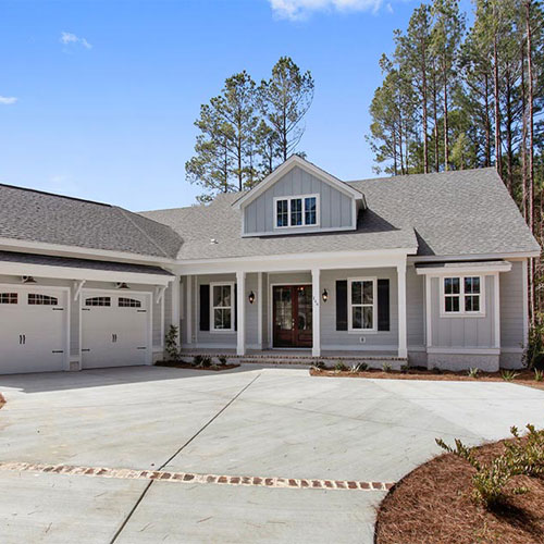 Southern coastal homes custom home plans for Southern custom homes