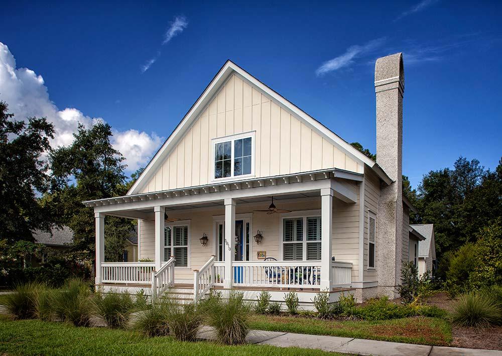 Southern coastal homes ginkgo home 4 for Southern coastal homes