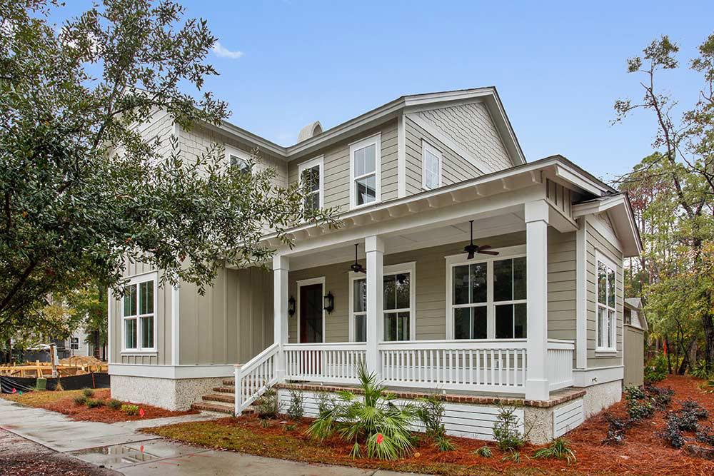 The yaupon home 5 southern coastal homes for Southern coastal homes