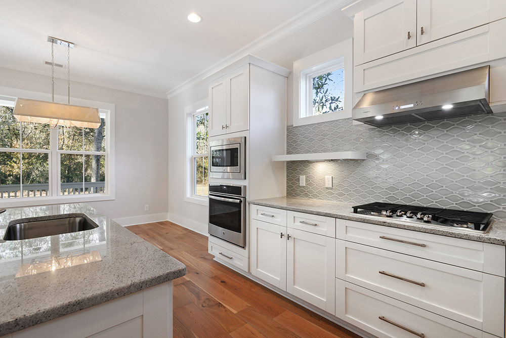 Old Town Bluffton Custom Home Kitchen